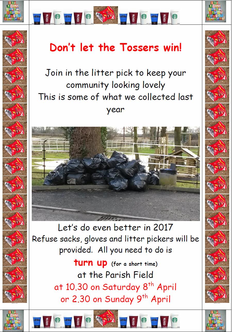 litter pick
