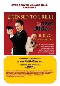 Opera Dudes Flyer